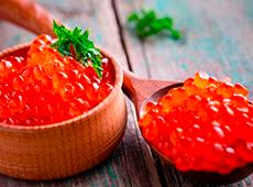 Order red caviar at manufacturers price DE