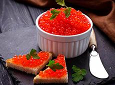 echten roten Kaviar zum Herstellerpreis DE