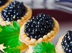 echten schwarzen Kaviar in DE