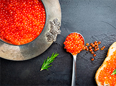 «Forellenkaviar